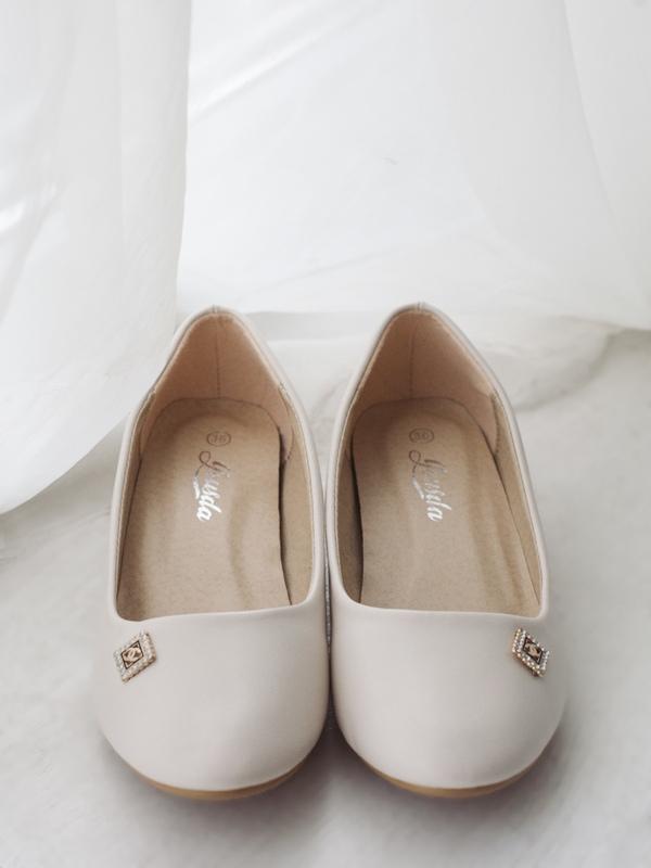 a2948c151 Свадебные туфли и балетки - купить недорогую свадебную обувь в Санкт ...