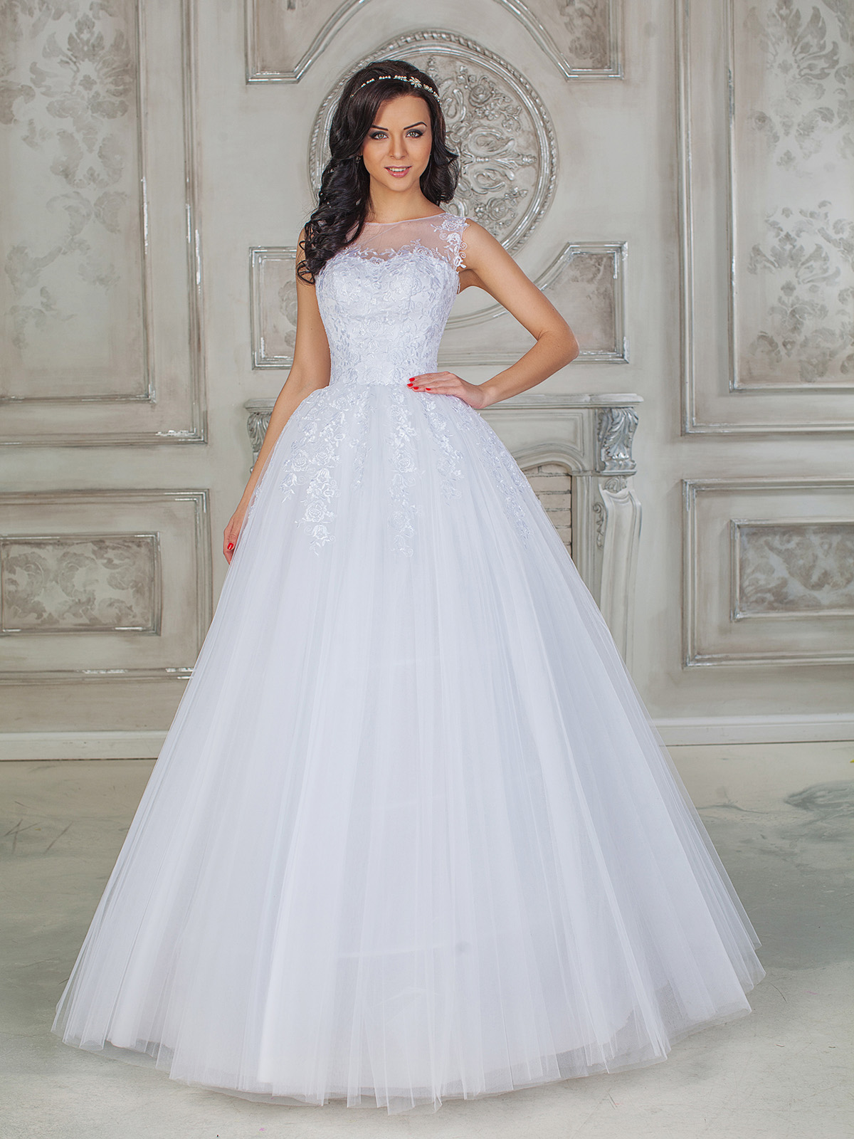 Свадебное платье Лакона