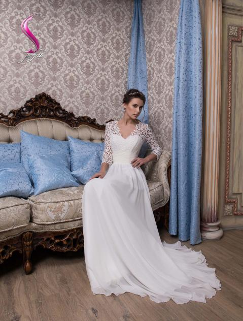 Свадебное платье Класильда