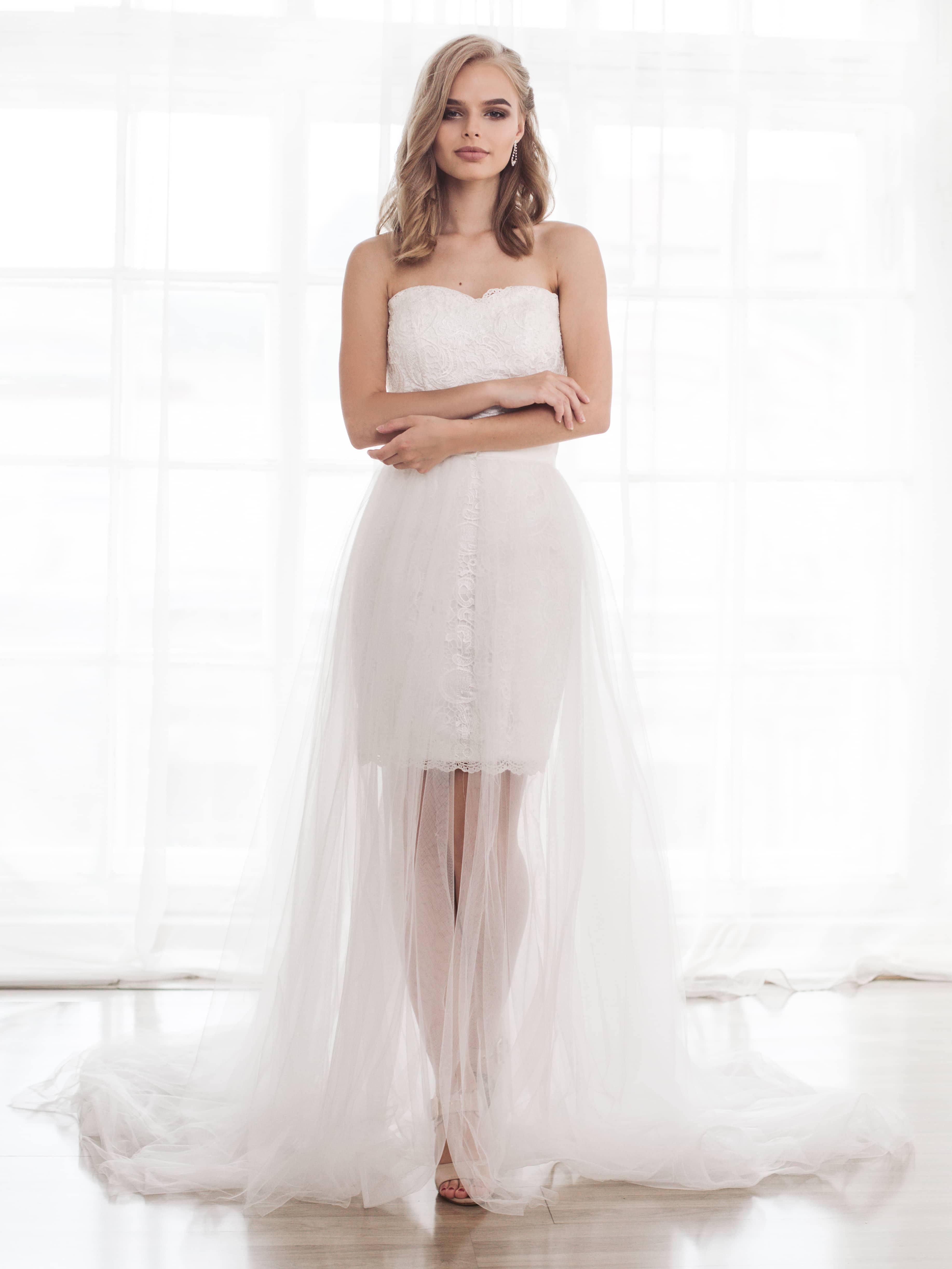 Свадебное платье Нани