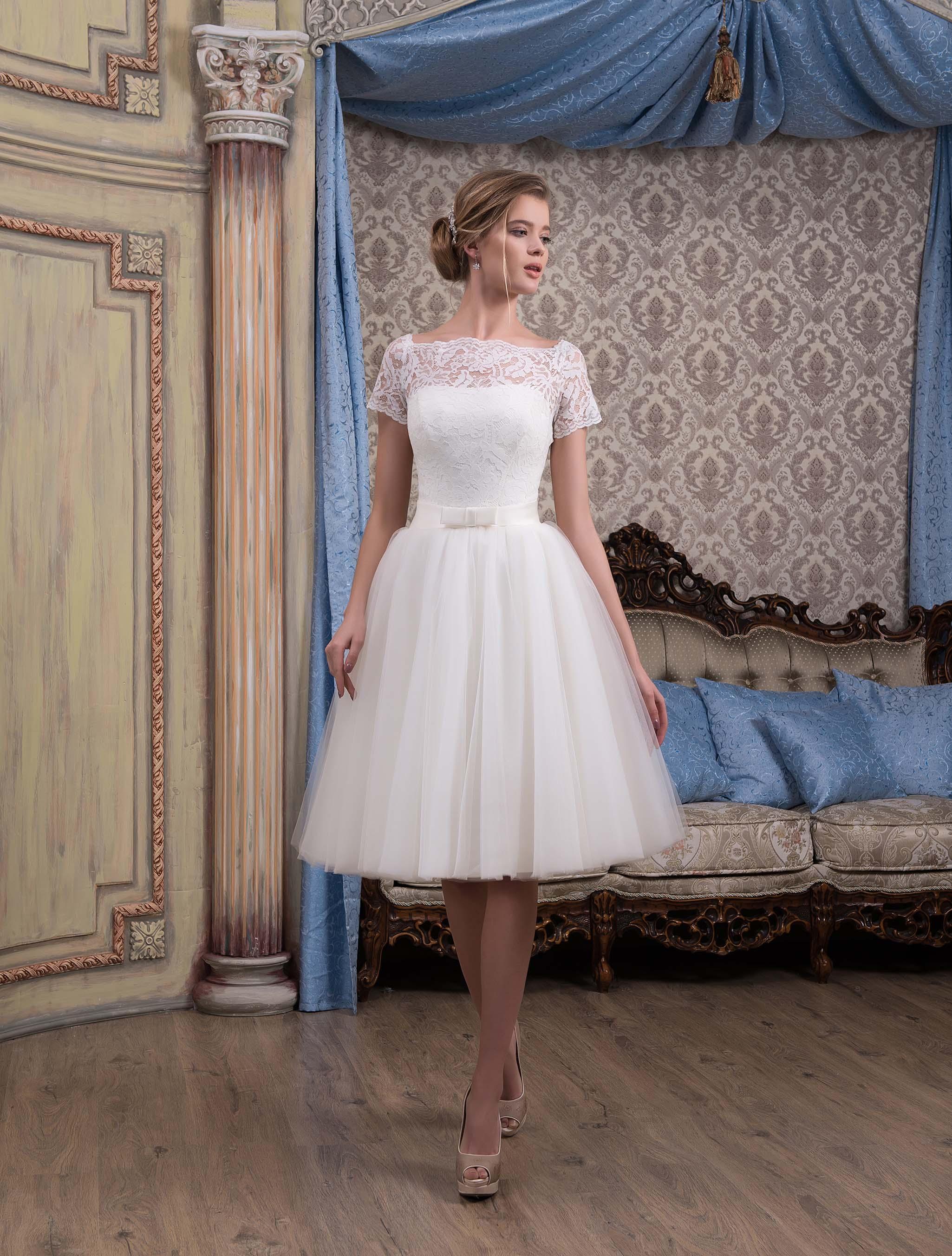 Свадебное платье Жакли