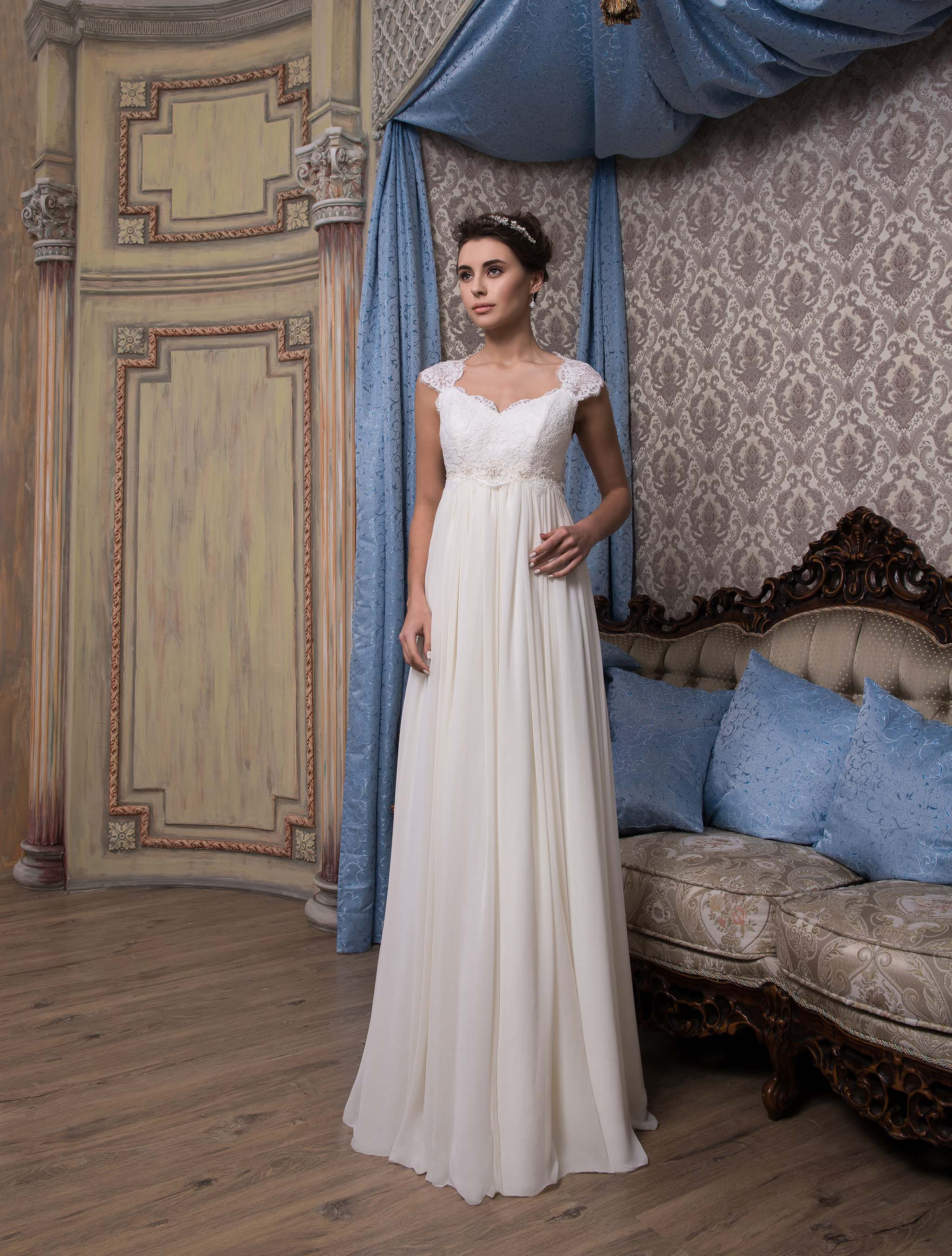 Свадебное платье Изиз