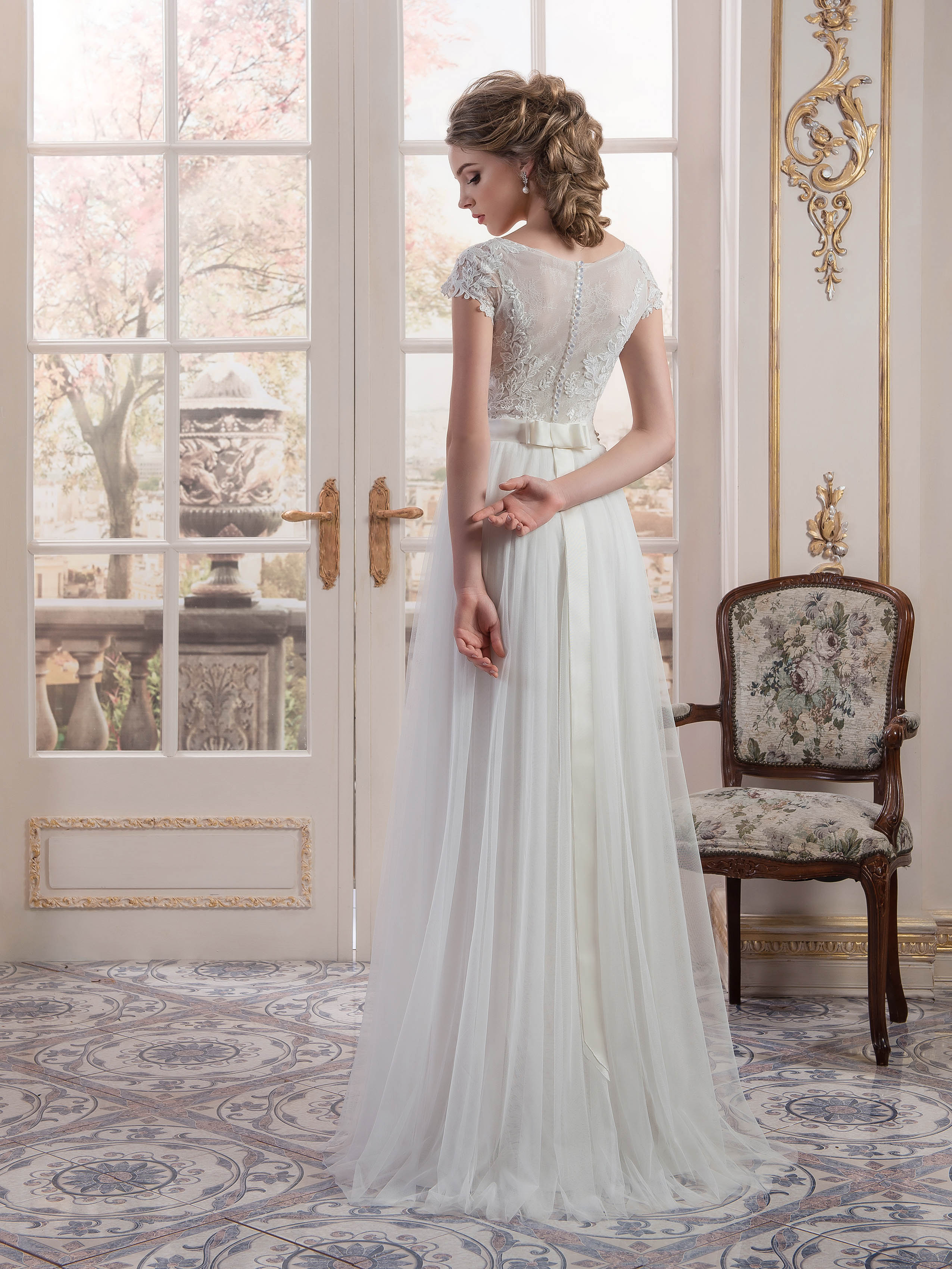 69eb07b3bca Свадебное платье Rita - купить свадебные платья в Санкт-Петербурге