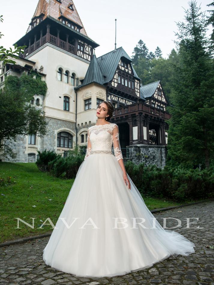 Свадебное платье Alberta