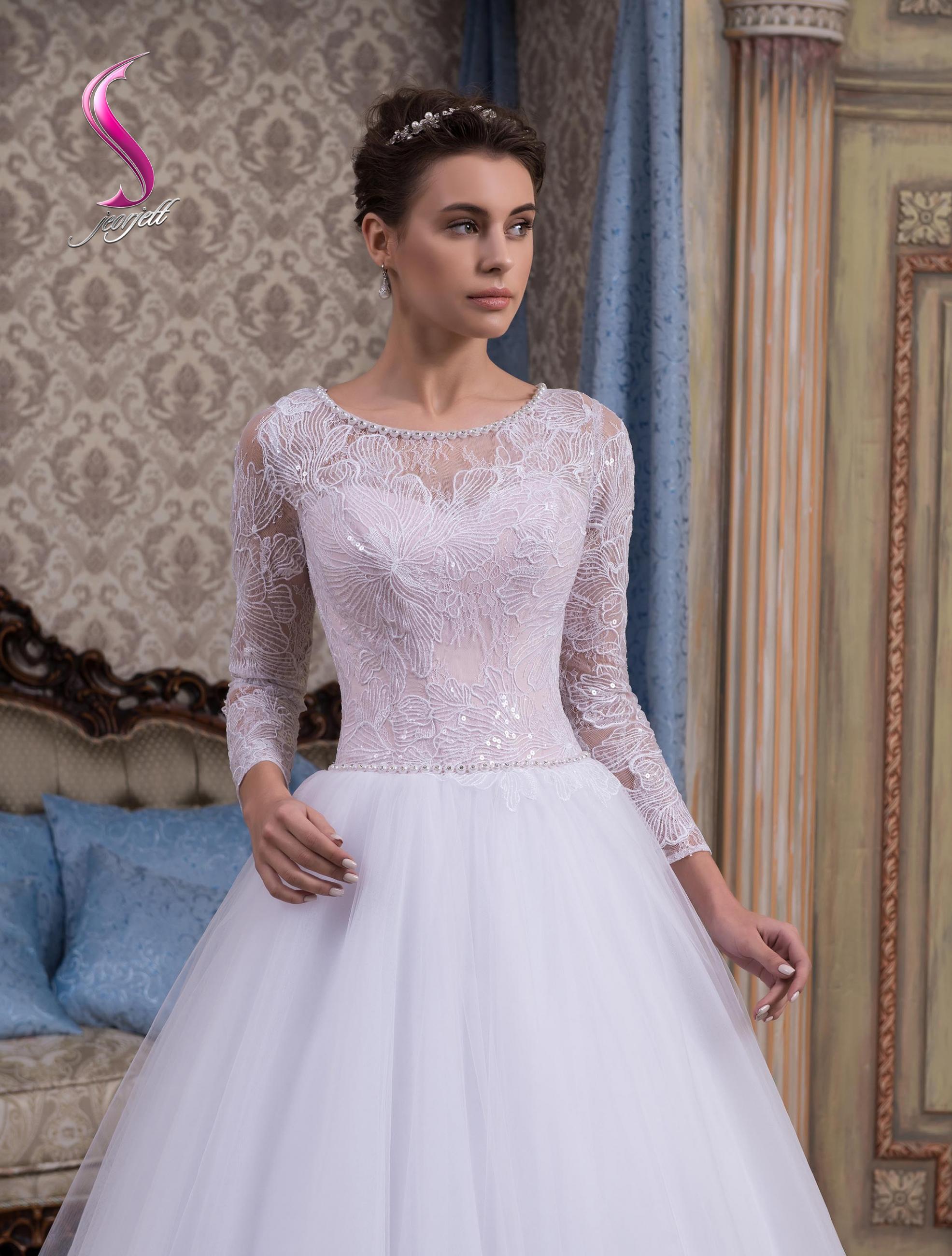 Свадебное платье Тиная