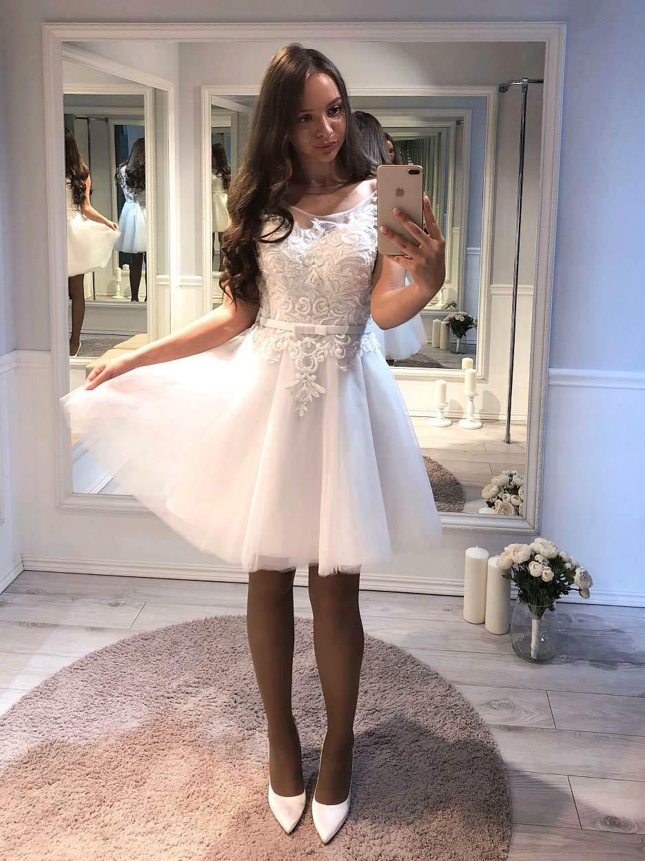 Свадебное платье Эрнестина
