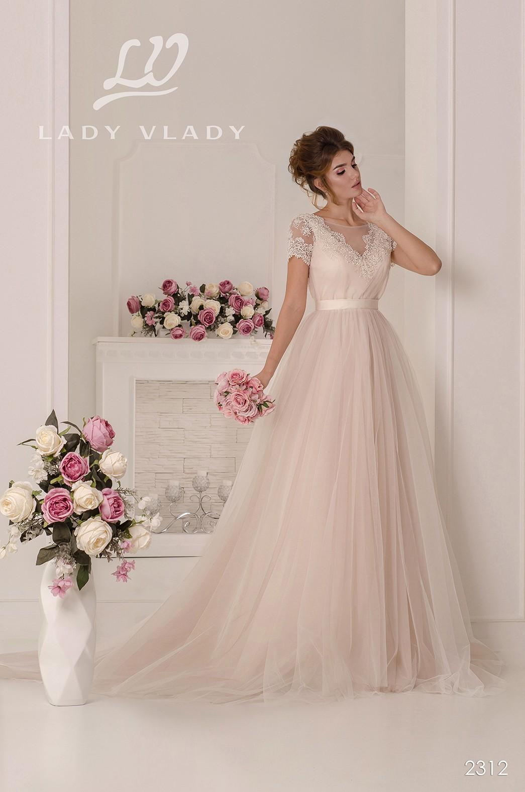 Свадебное платье Ираида