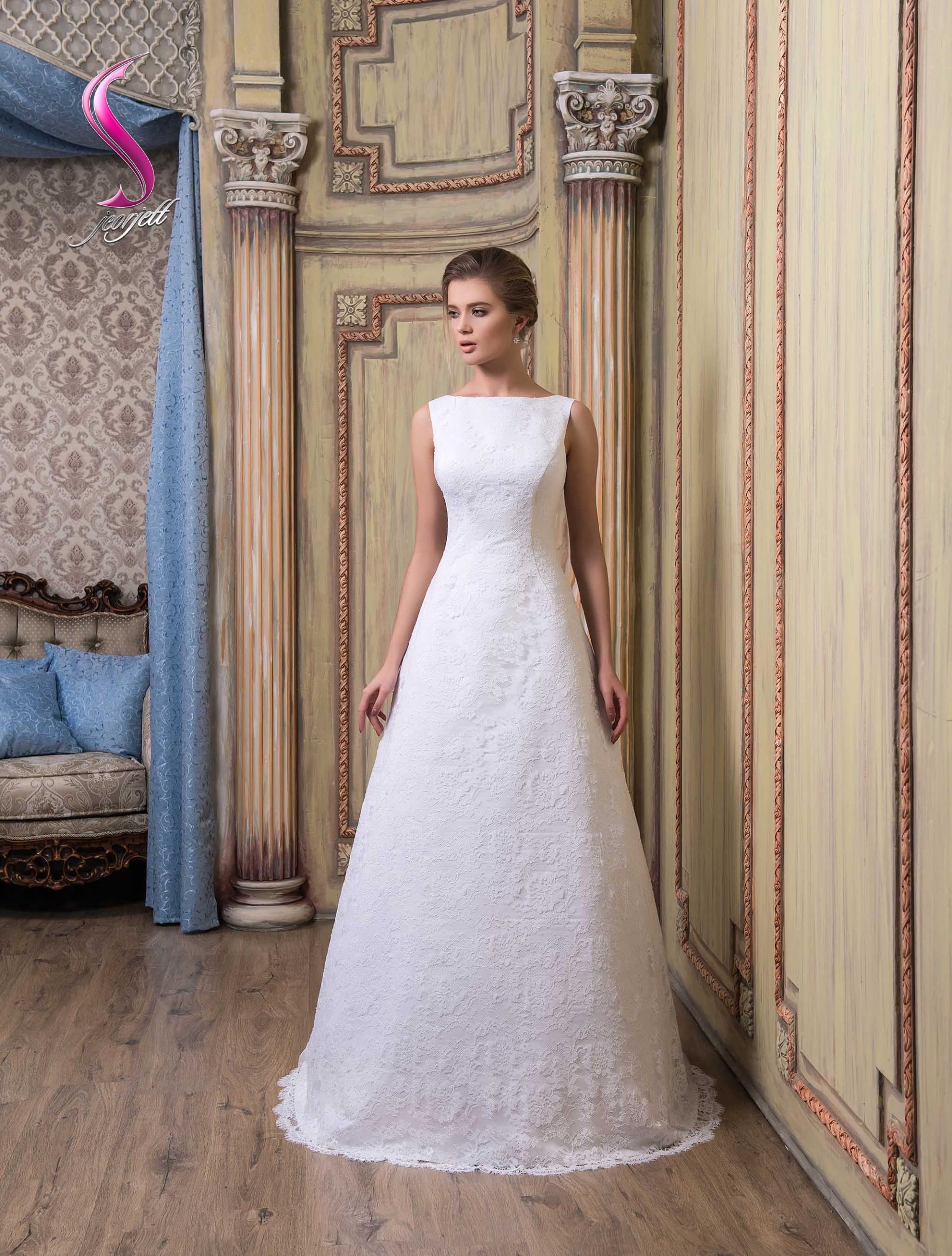 Свадебное платье Коринн