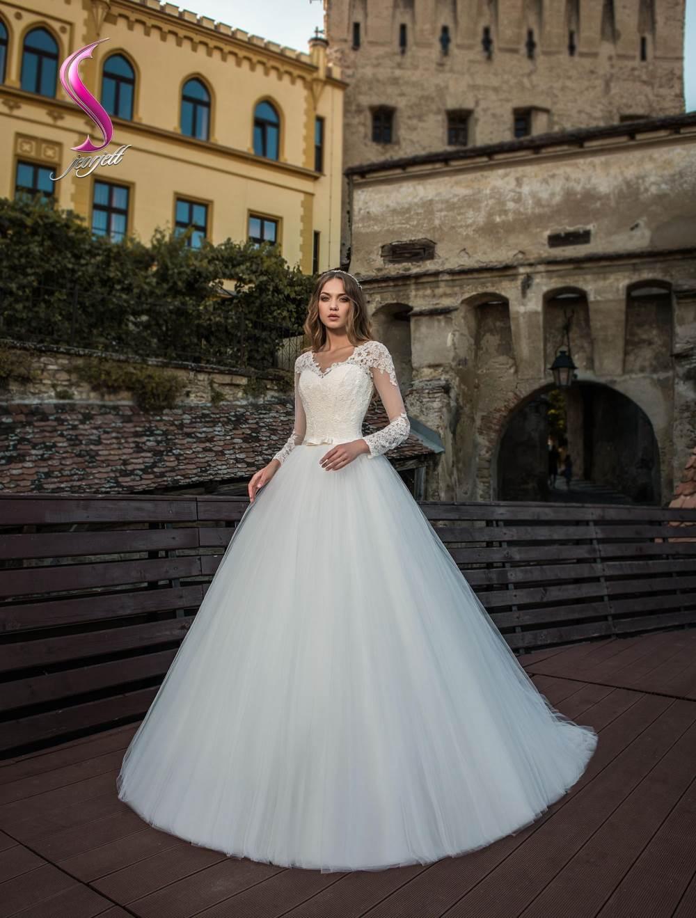Свадебное платье Айгюль