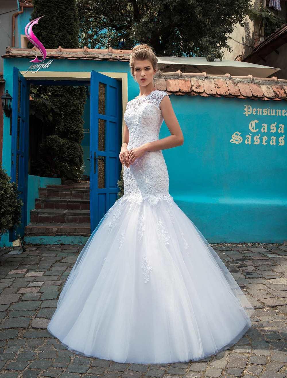 Свадебное платье Анфира