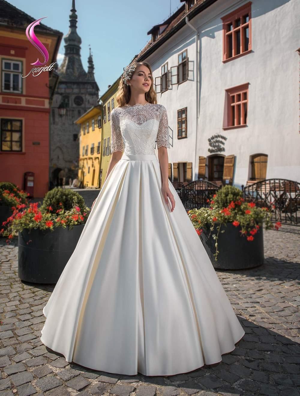 Свадебное платье Арусия