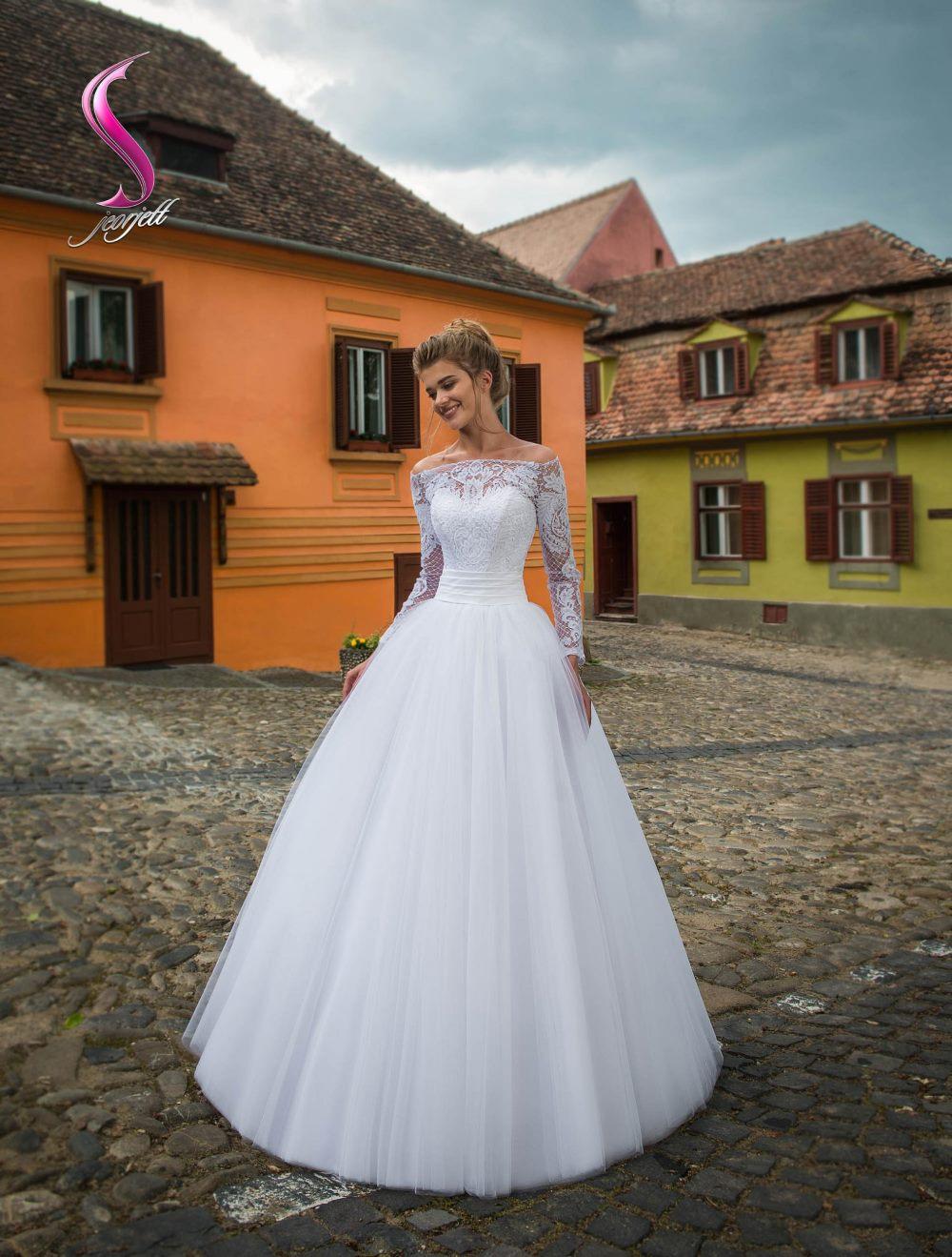 Свадебное платье Ахавния