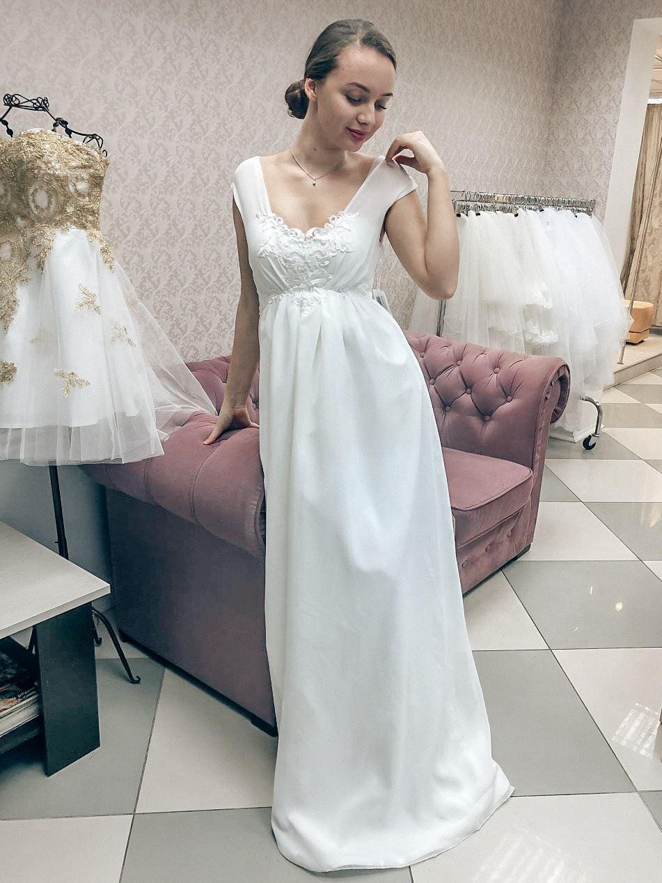 Свадебное платье Аурель