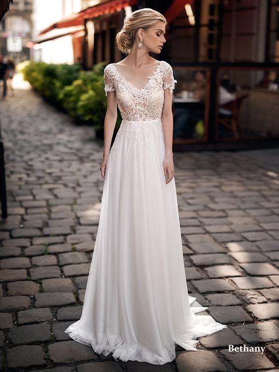 Свадебное платье Bethany