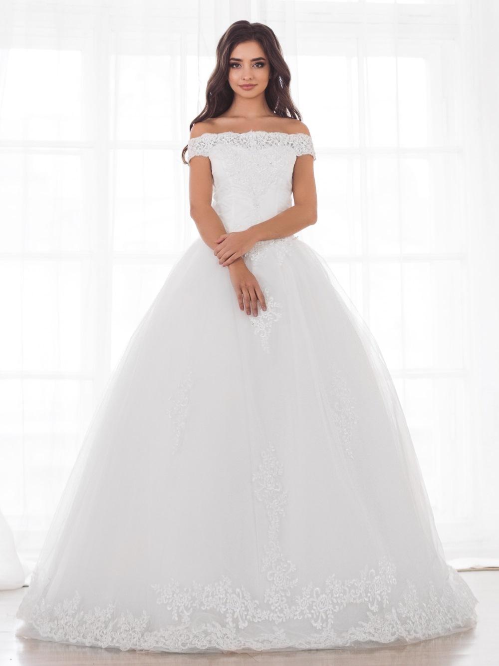 Свадебное платье Брина
