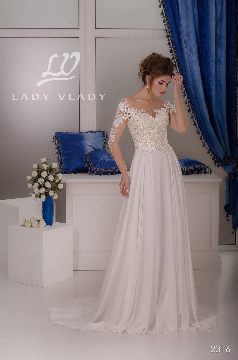 Свадебное платье Дасия