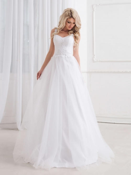 Свадебное платье Дея