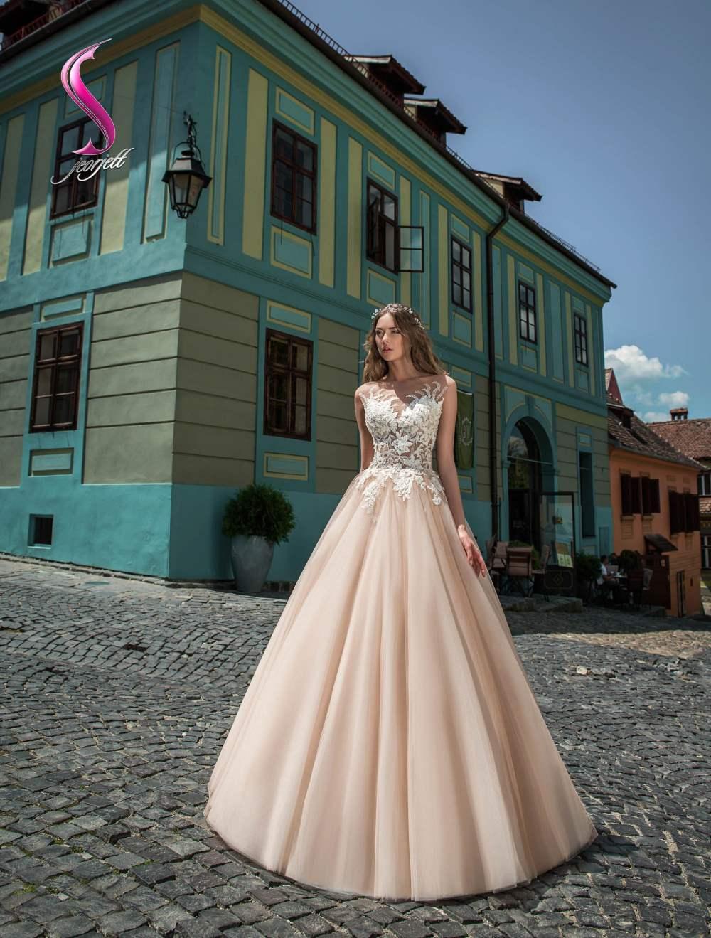 Свадебное платье Егиния