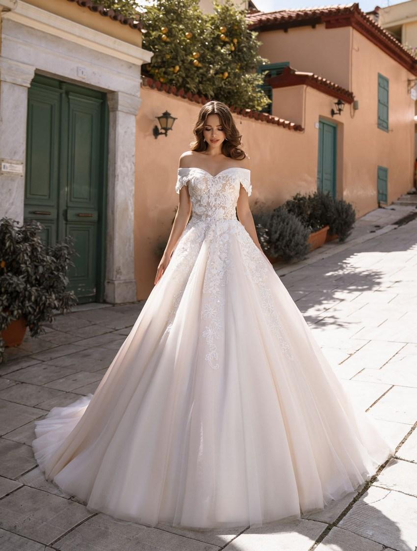 Свадебное платье Gia