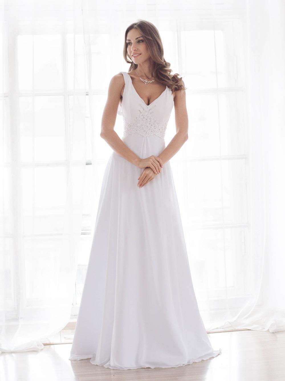 Свадебное платье Ингеборга