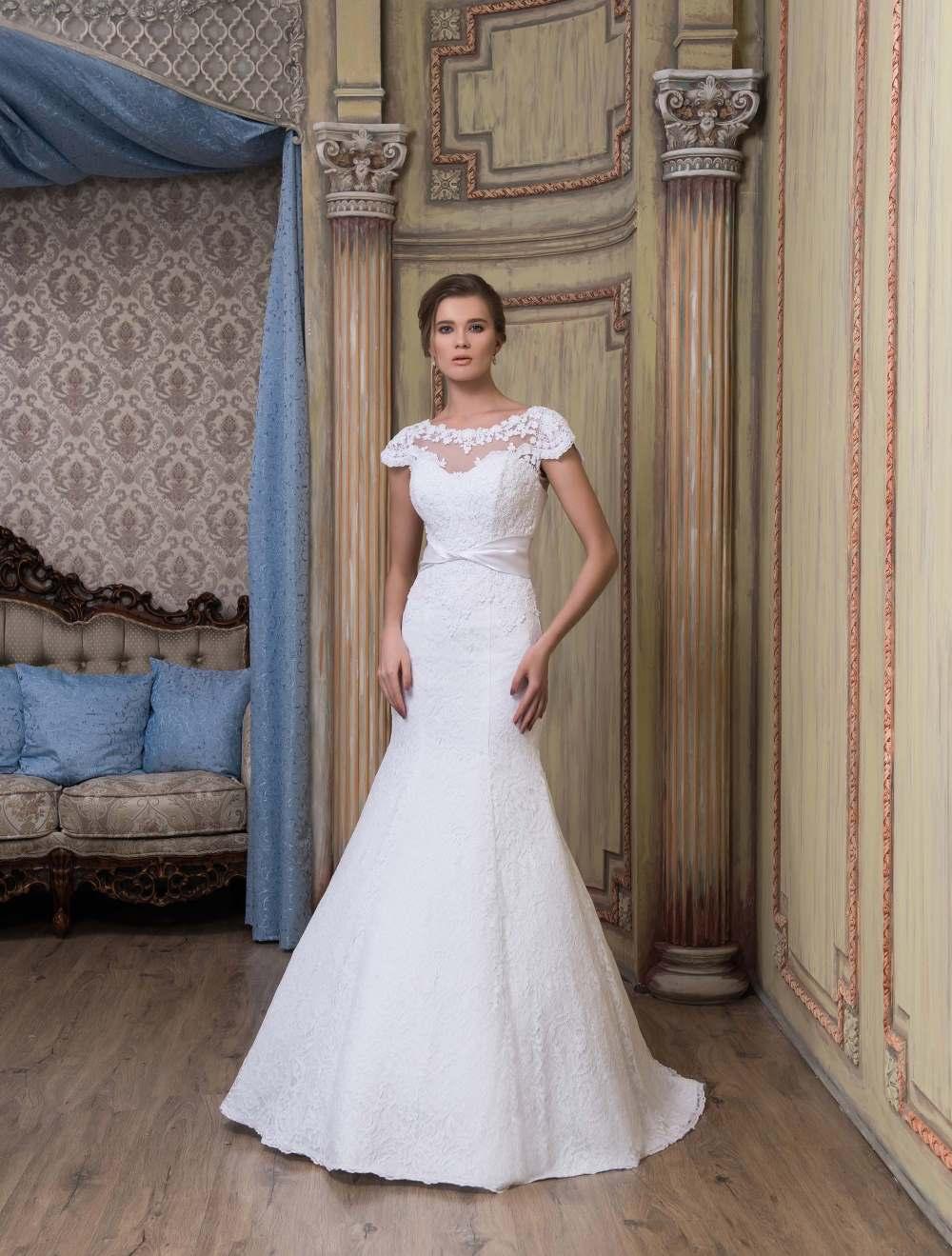 Свадебное платье Ивонн