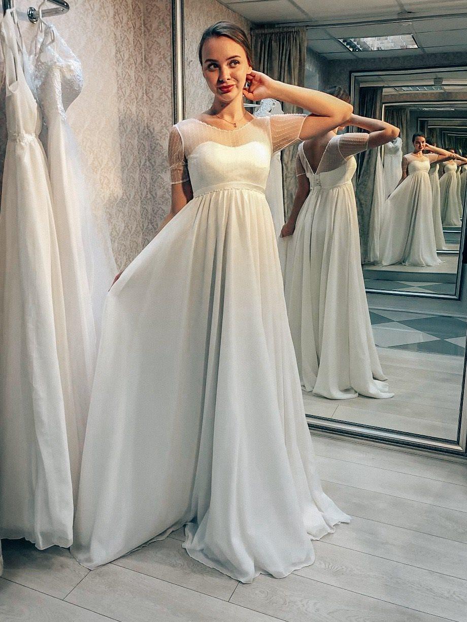 Свадебное платье Джанин