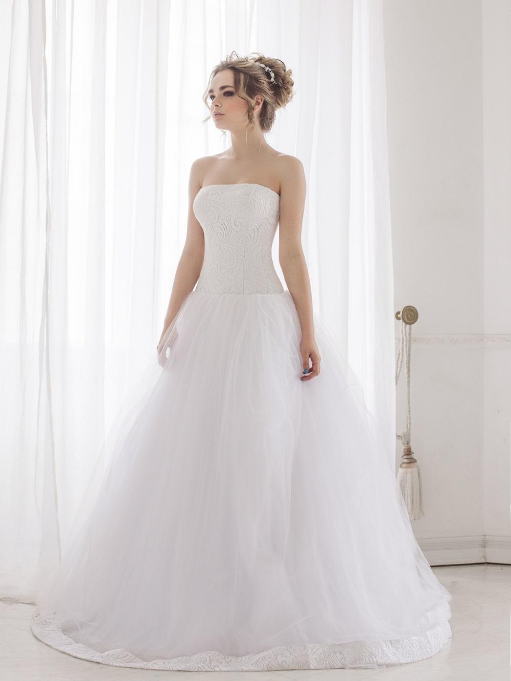 Свадебное платье Karneliya