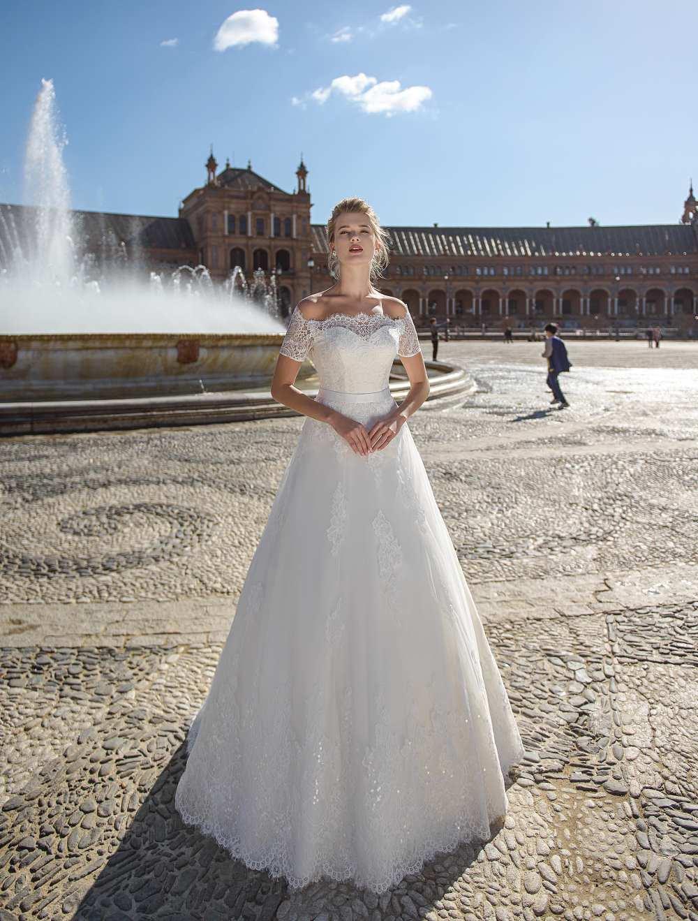 Свадебное платье Нимфа