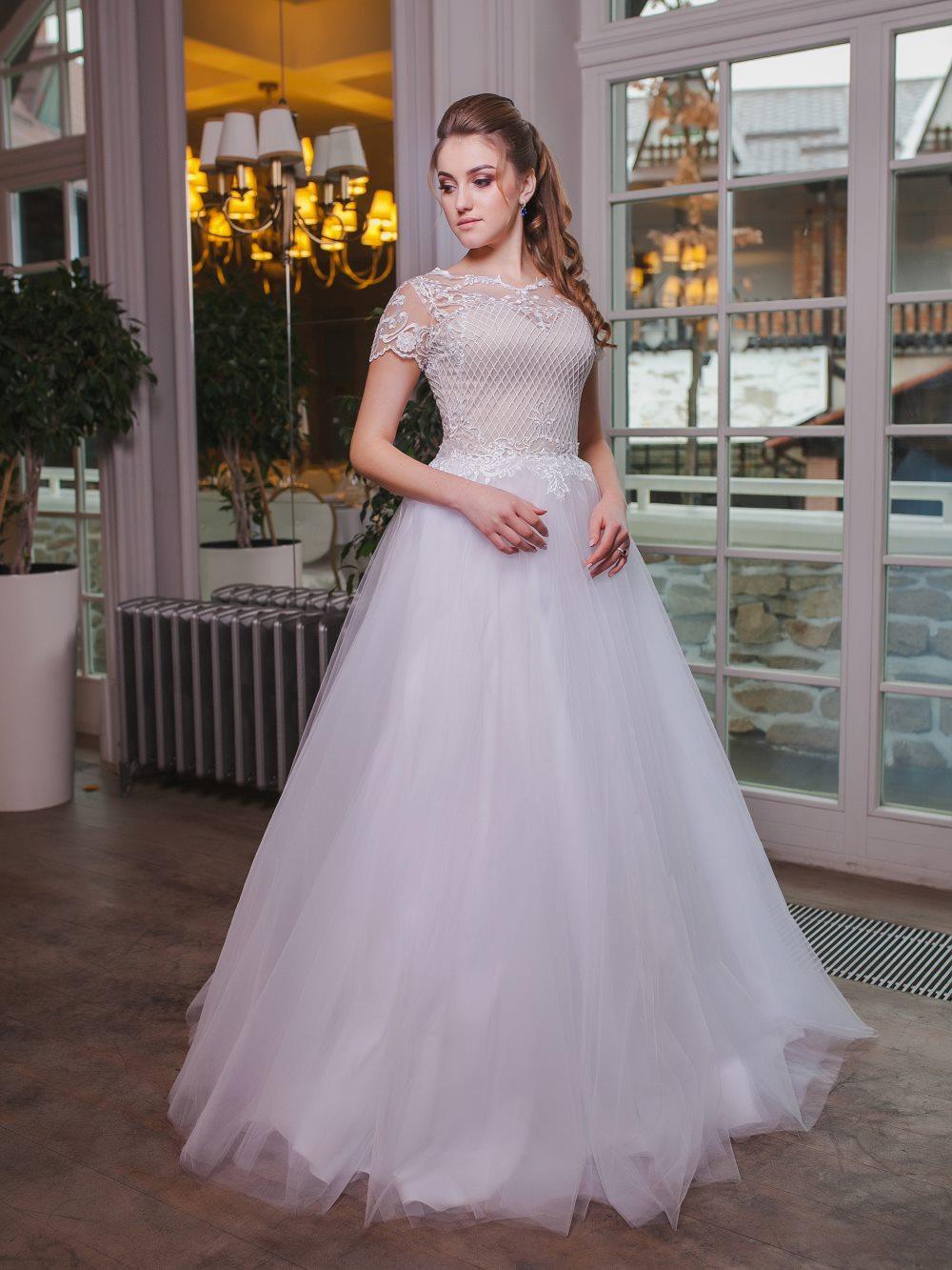 Свадебное платье Пирса
