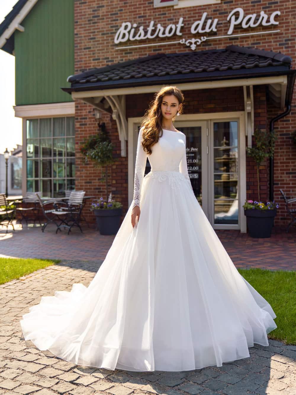 Свадебное платье Rozmari