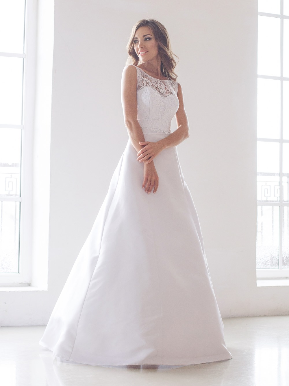 Свадебное платье Сантия