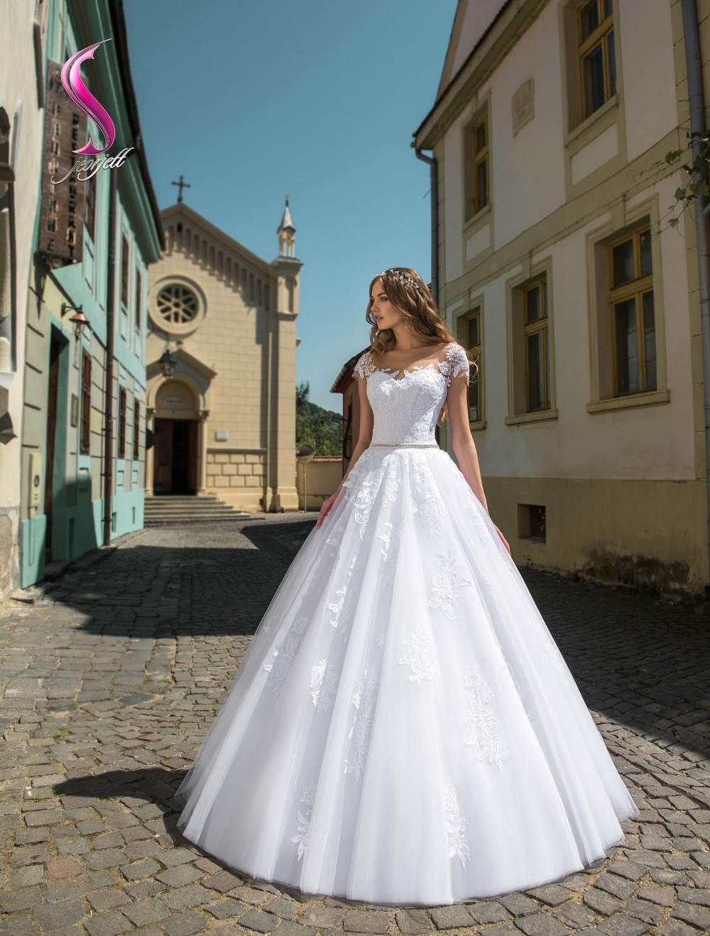 Свадебное платье Шаганэ