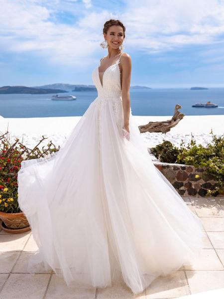 Свадебное платье Tissa