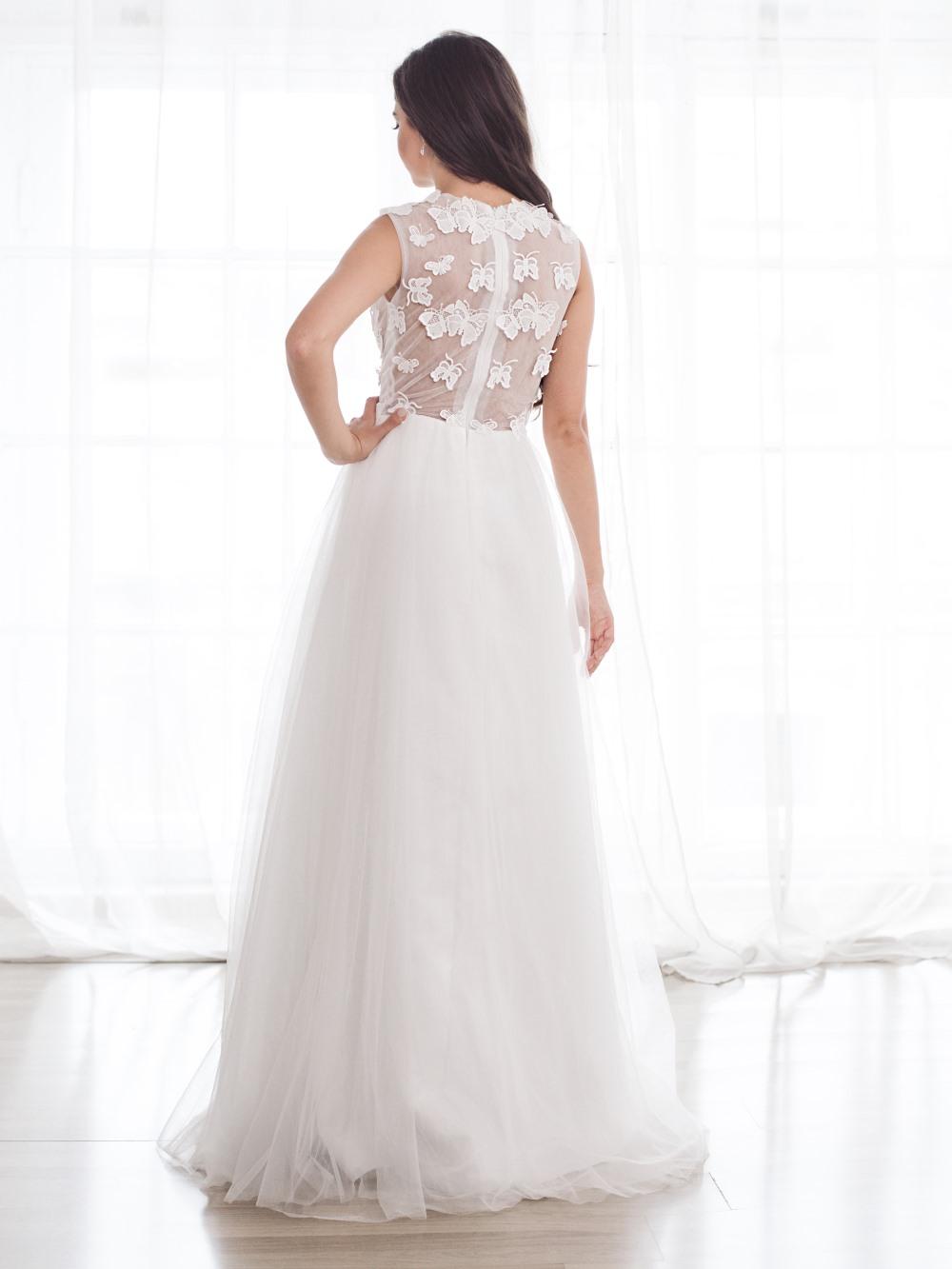 eaf60429f6b Свадебное платье Веста - купить свадебные платья в Санкт-Петербурге