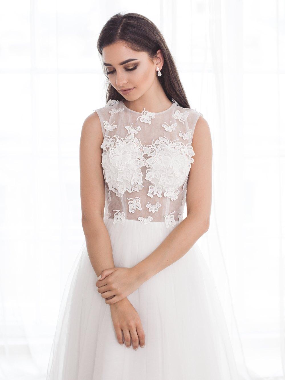 2e0567d576e5597 Свадебное платье Веста - купить свадебные платья в Санкт-Петербурге