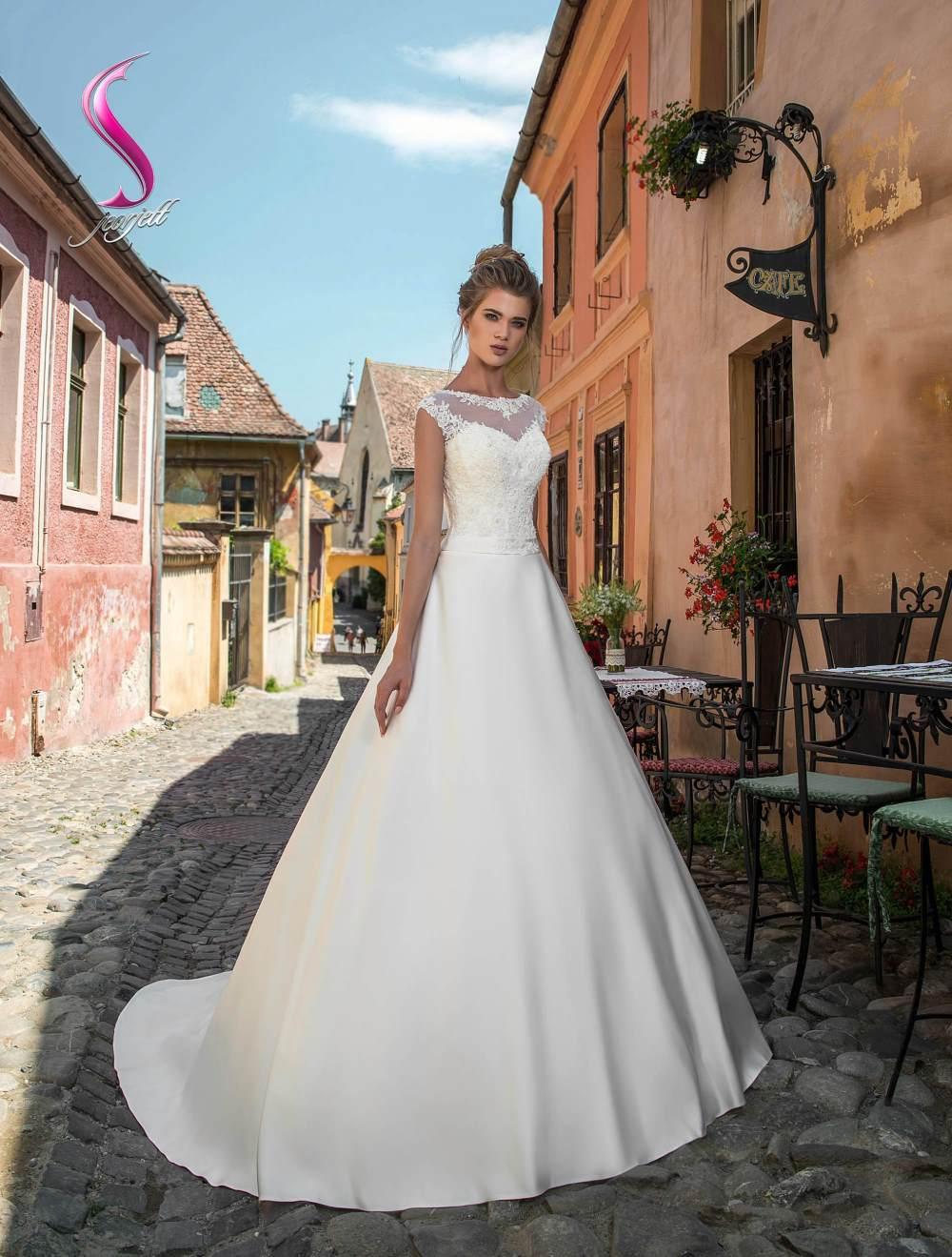 Свадебное платье Заруя