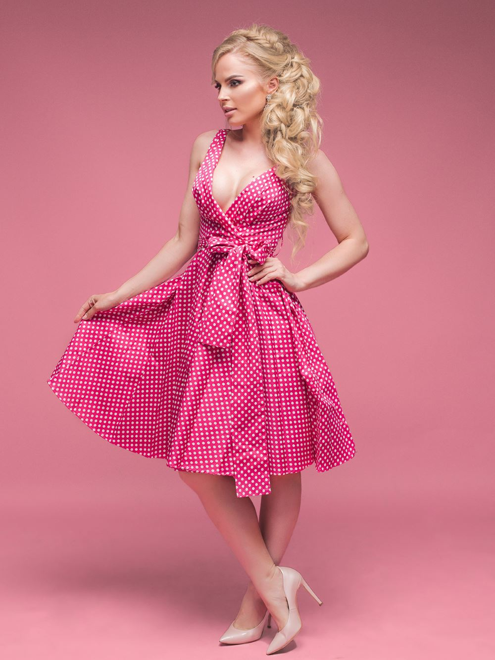 Вечернее платье Энжи