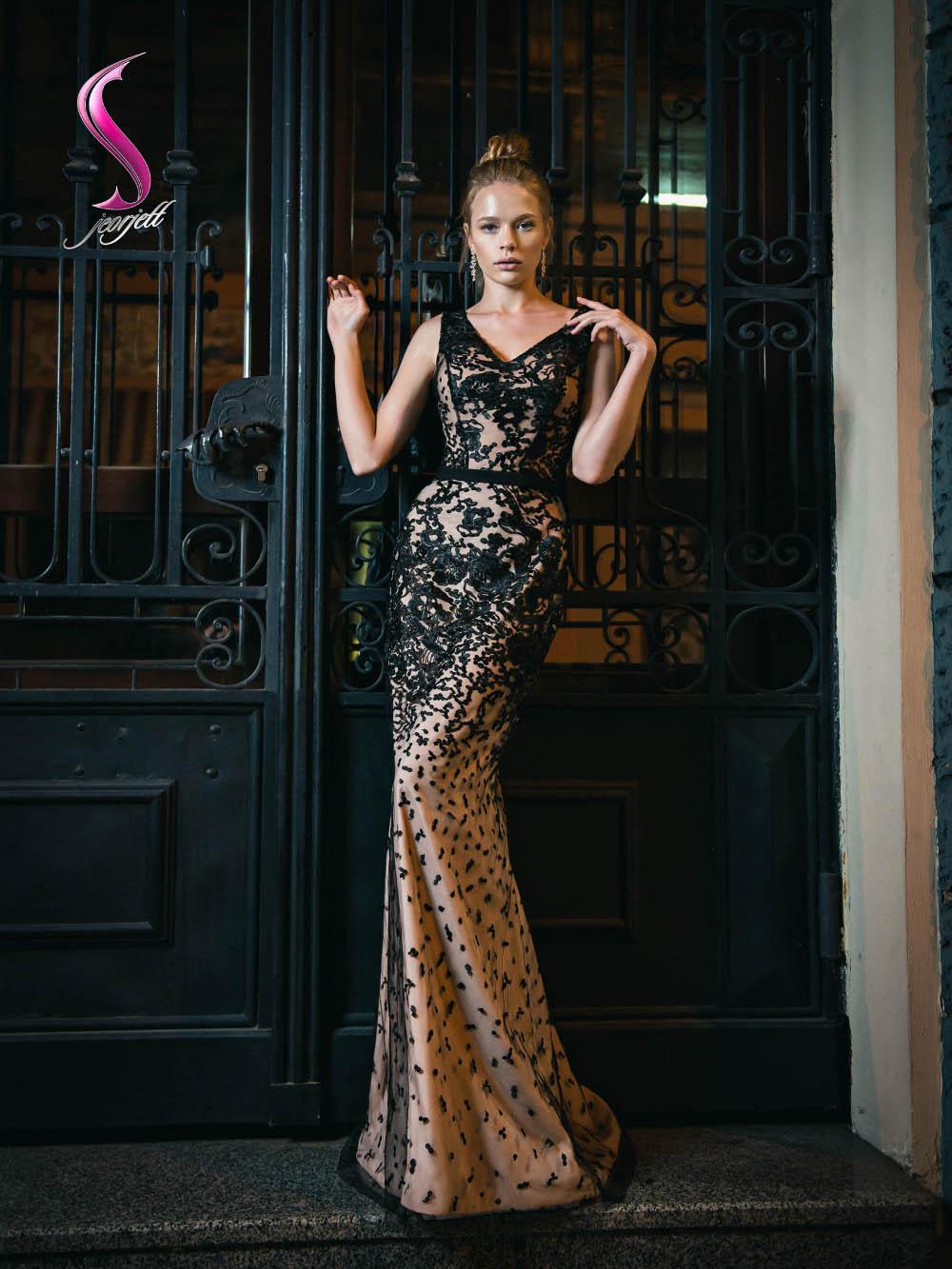 Вечернее платье Cana