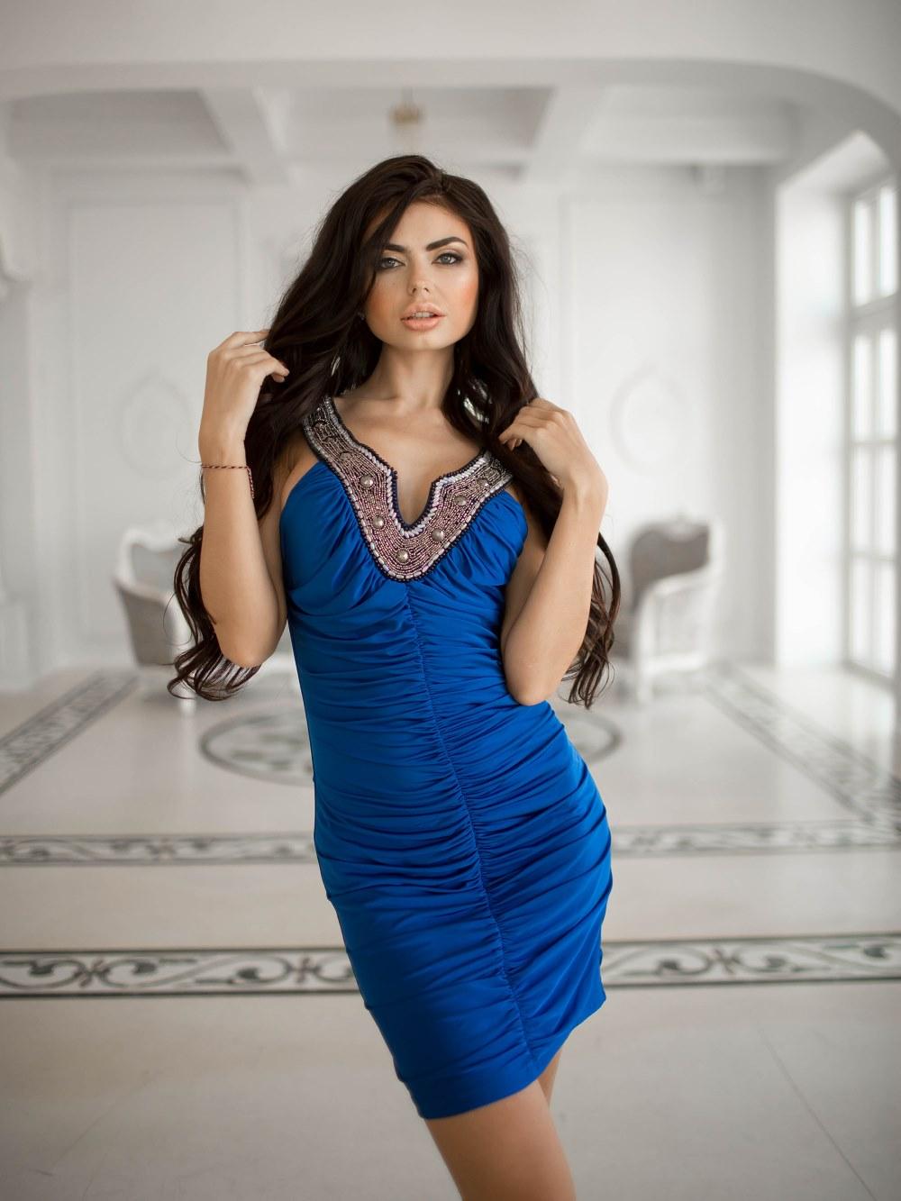 Вечернее платье Claudia