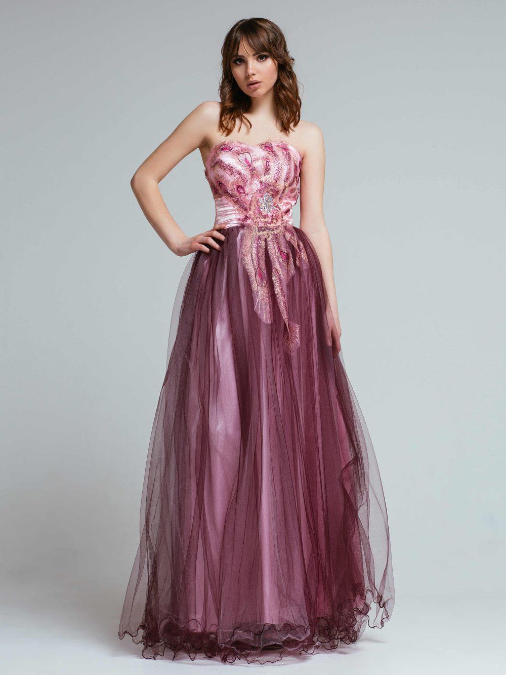 Вечернее платье Georgina