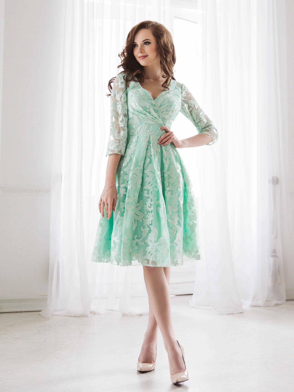 Вечернее платье Holly