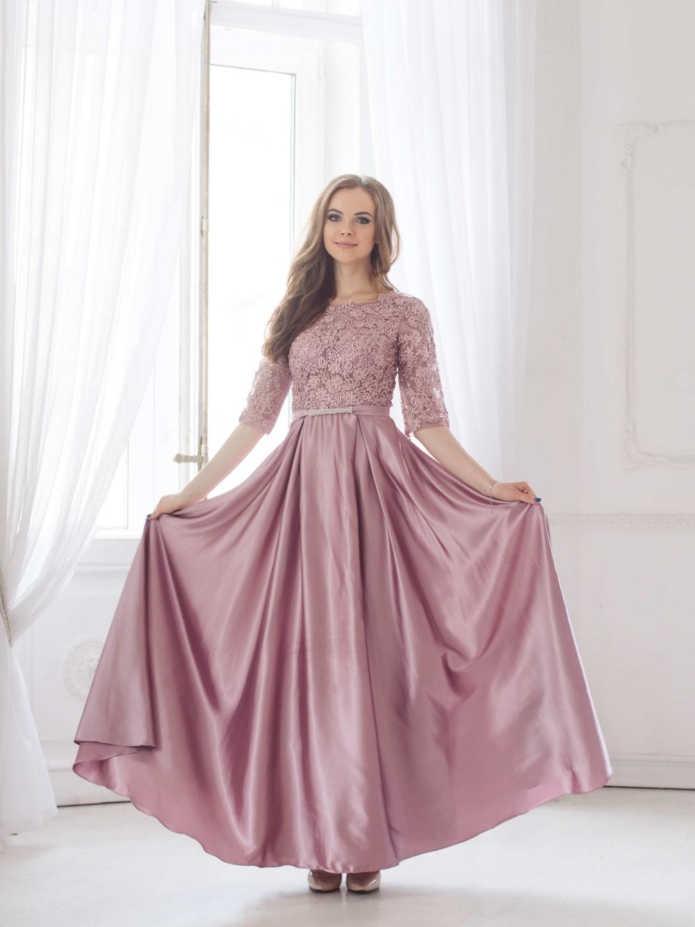 Вечернее платье Isa
