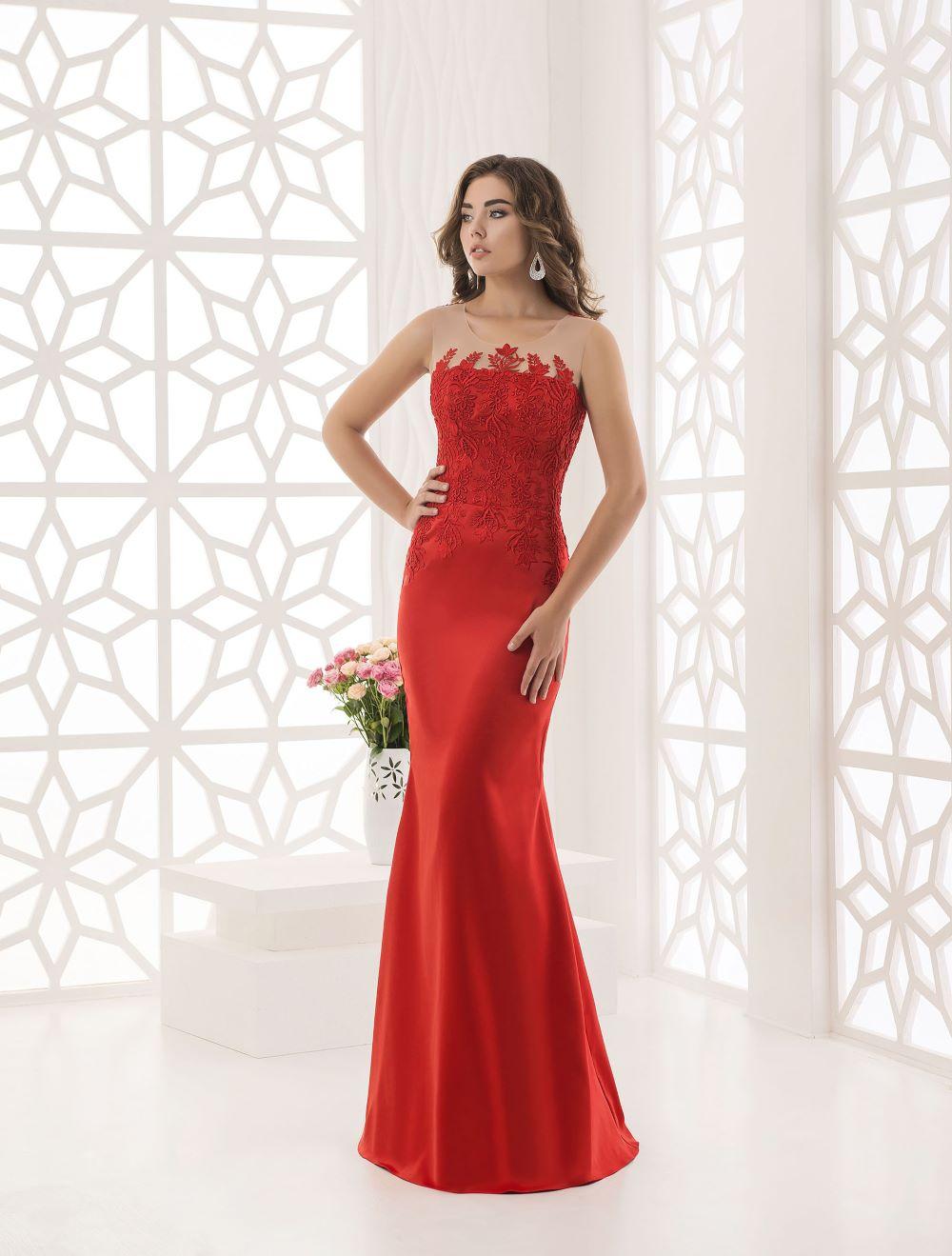 Вечернее платье Кора
