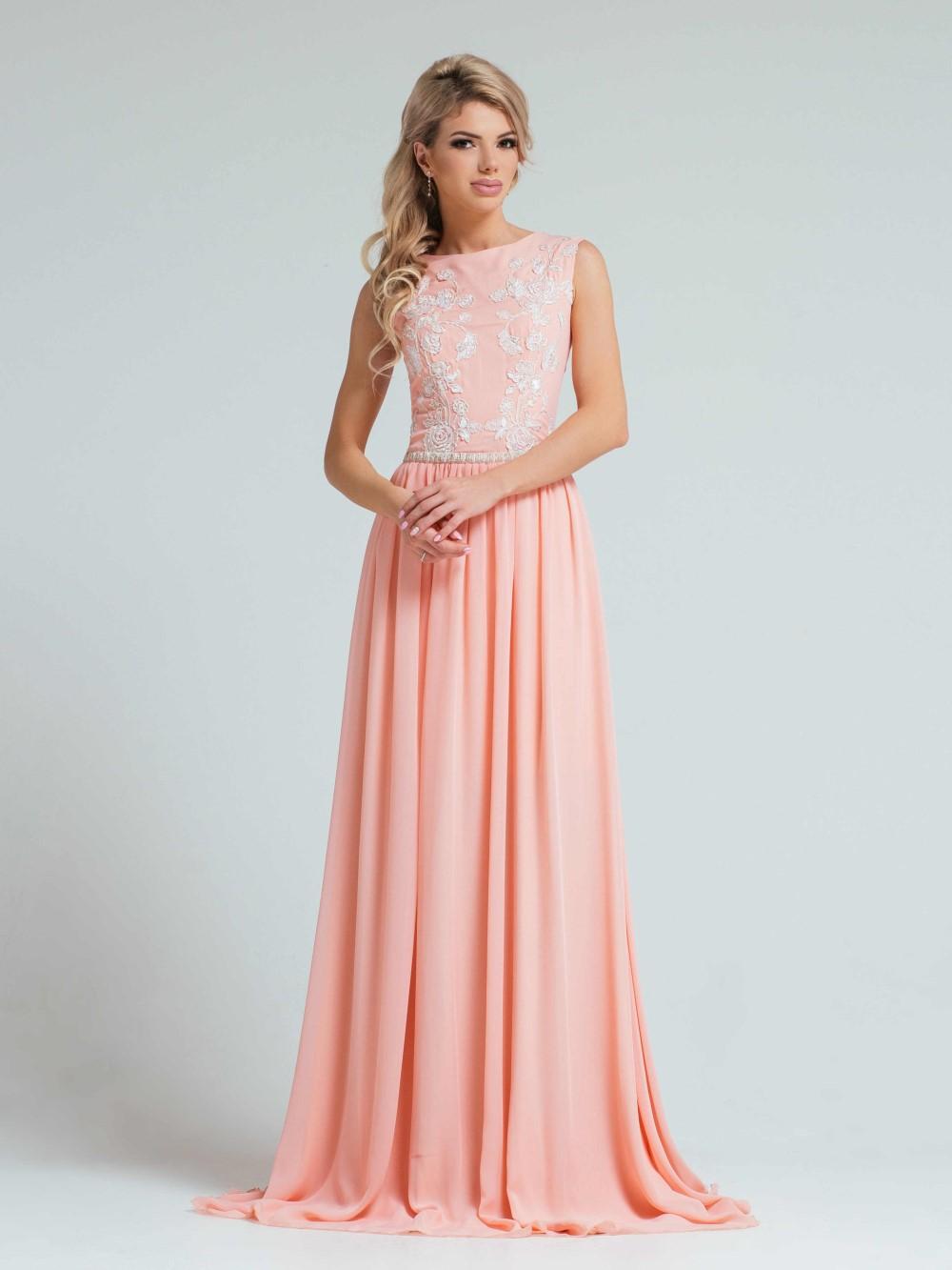 Вечернее платье Leah