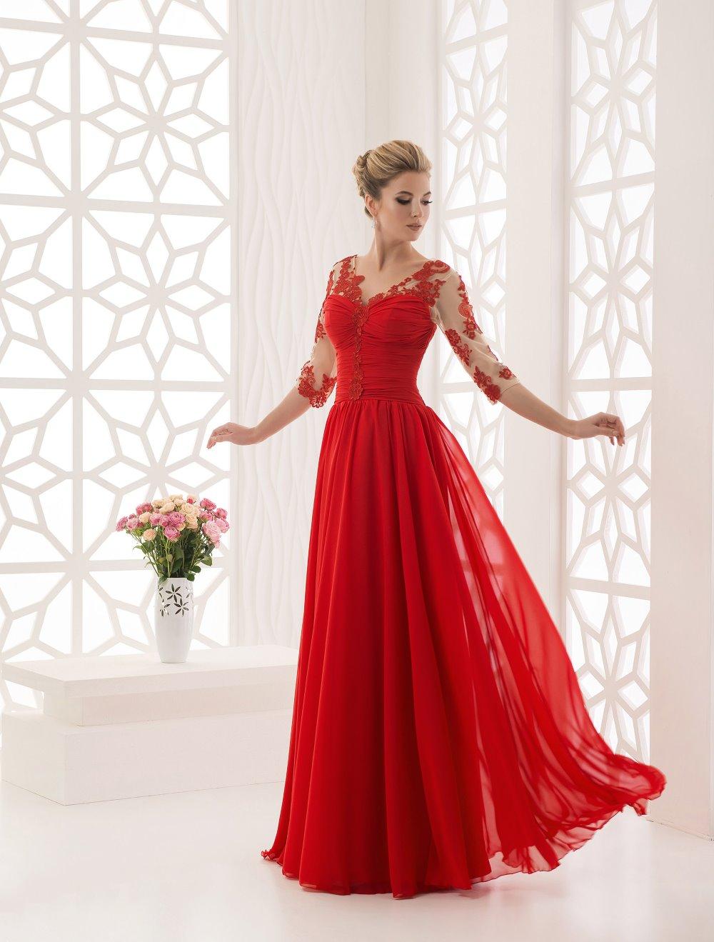 Вечернее платье Ленни