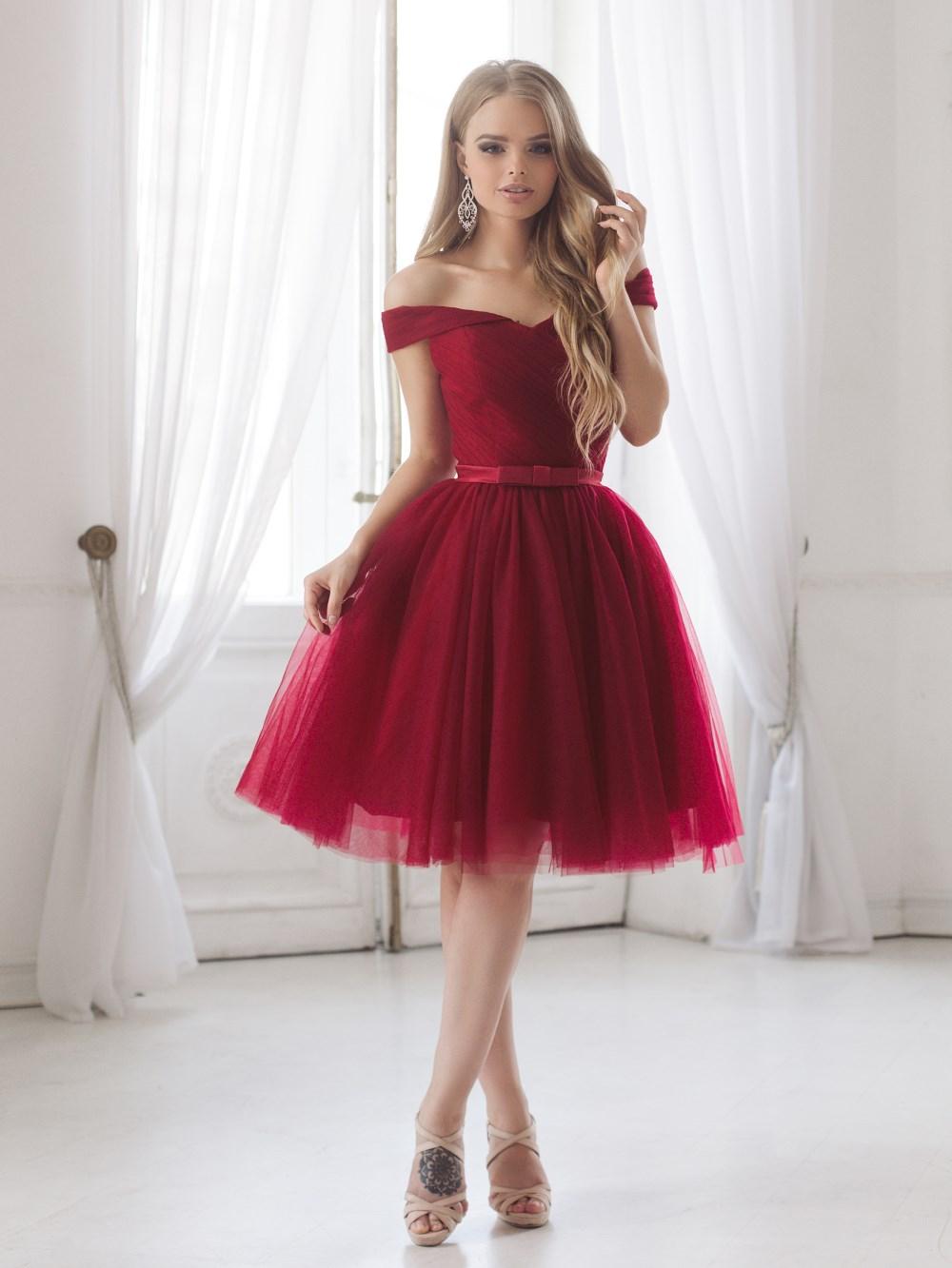 Вечернее платье Людмила