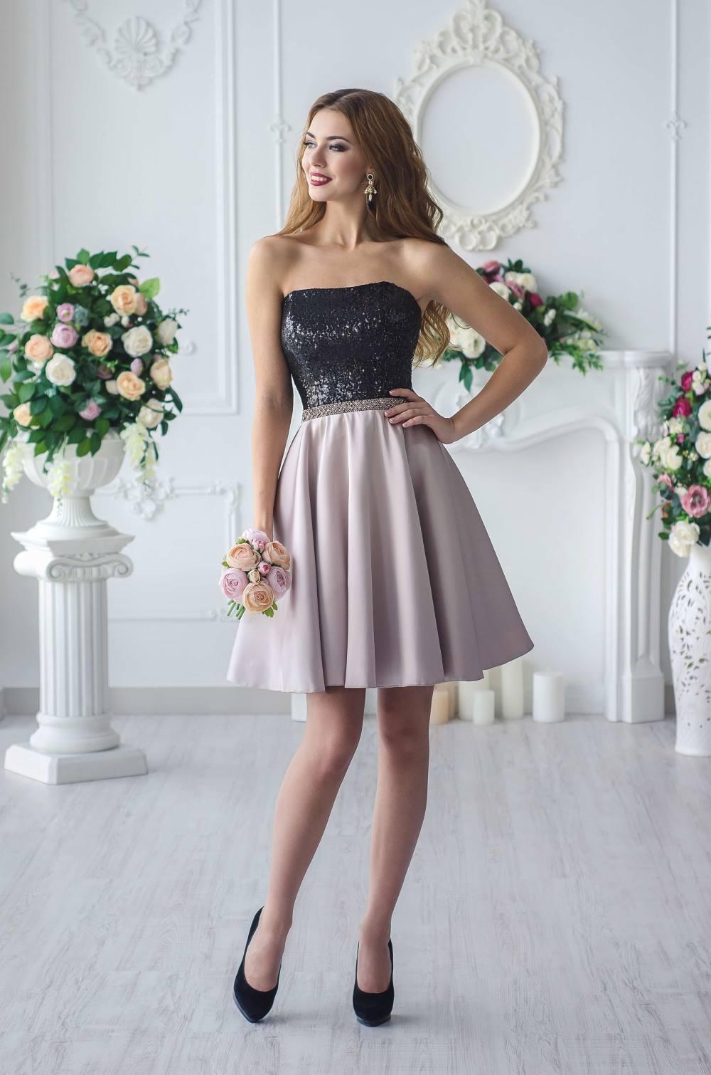 Вечернее платье Nargizi