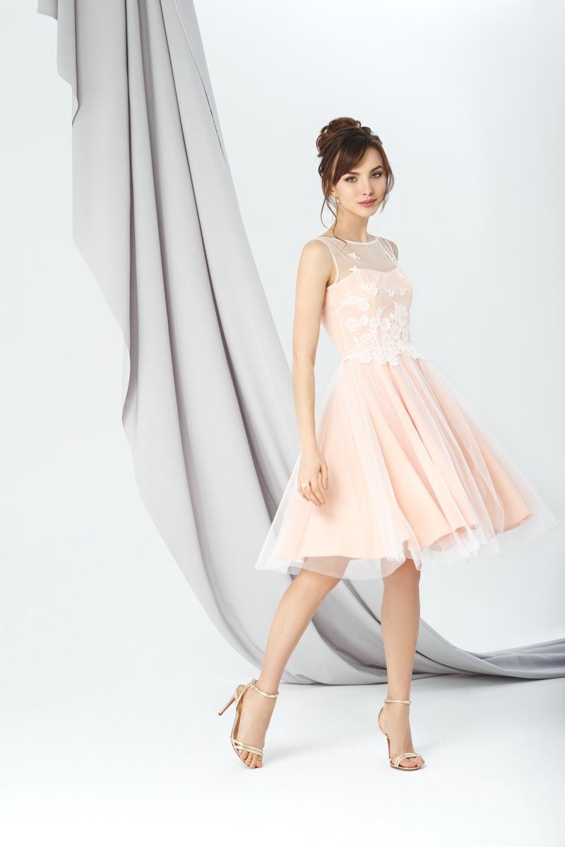 Вечернее платье Salma