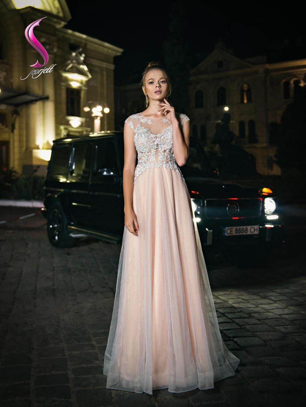 Вечернее платье Tally